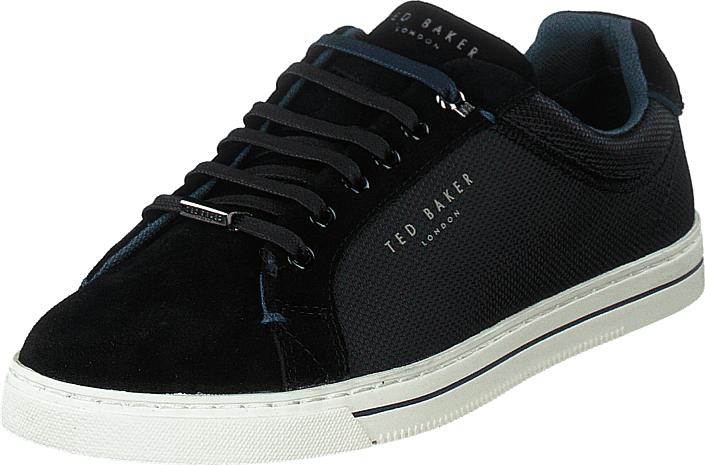 Ted Baker Eeril Black, Kengät, Sneakerit ja urheilukengät, Varrettomat tennarit, Musta, Miehet, 42