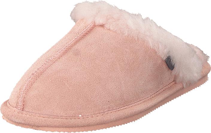 Axelda Torino Nude Pink, Kengät, Sandaalit ja tohvelit, Tohvelit, Violetti, Vaaleanpunainen, Naiset, 40