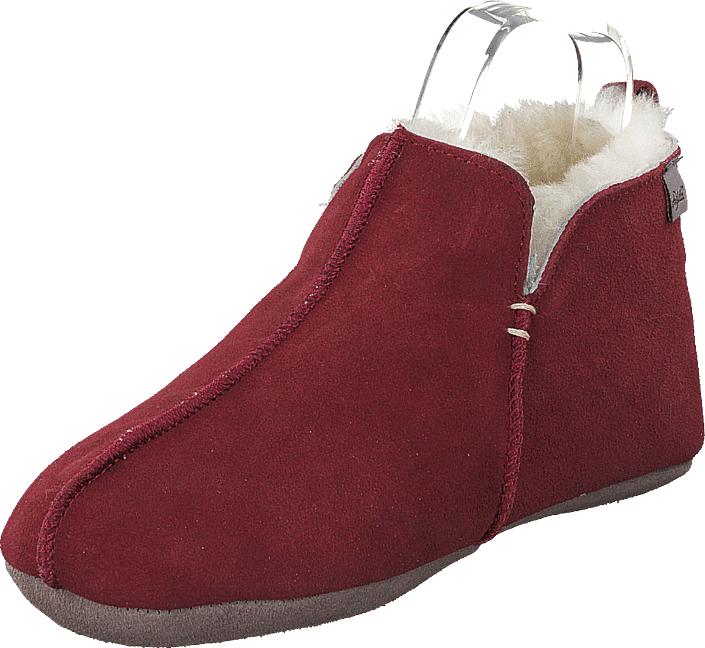 Axelda Innsbruck Wine, Kengät, Bootsit, Chelsea boots, Punainen, Naiset, 41
