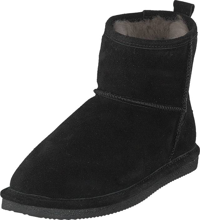Axelda Trieste Black, Kengät, Bootsit, Talvisaappaat, Musta, Naiset, 40