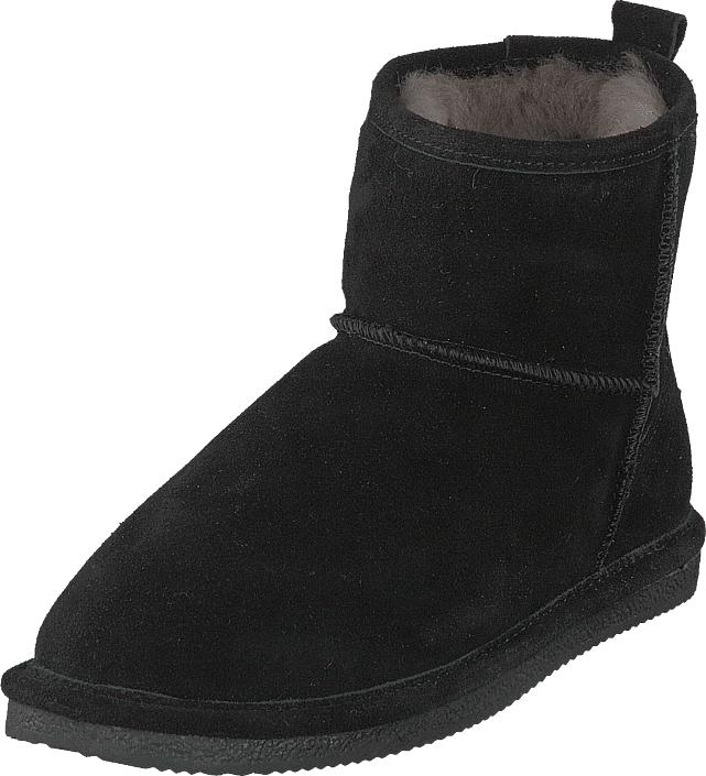 Axelda Trieste Black, Kengät, Bootsit, Talvisaappaat, Musta, Naiset, 38