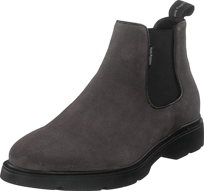 Hush Puppies Chelsea Grey, Kengät, Bootsit, Chelsea boots, Musta, Miehet, 40