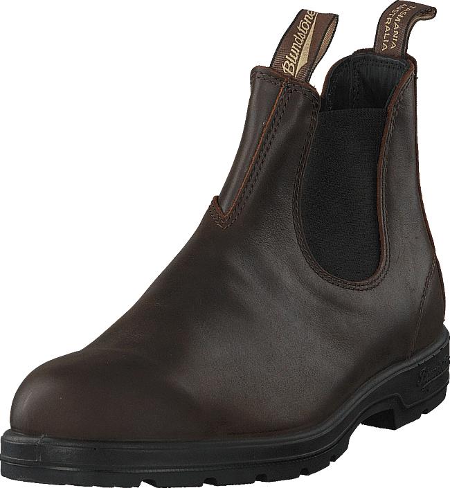 Blundstone 1609 Anitque Brown, Kengät, Bootsit, Chelsea boots, Ruskea, Unisex, 42