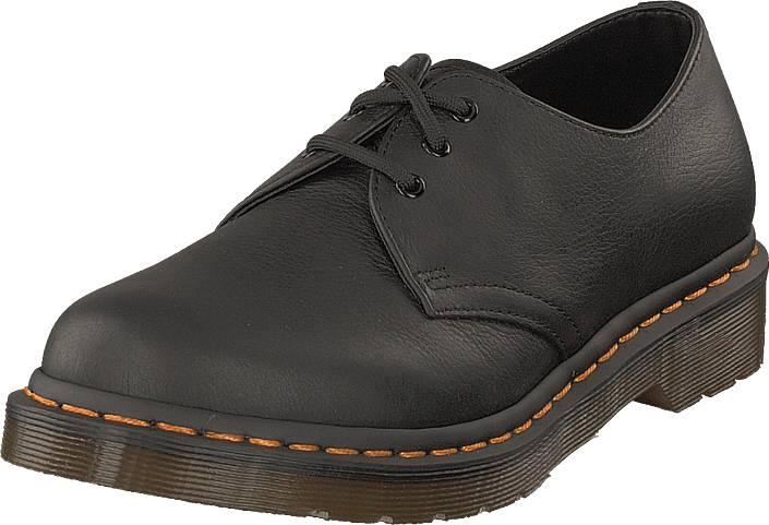 Dr Martens 1461 Black, Kengät, Matalapohjaiset kengät, Juhlakengät, Ruskea, Harmaa, Naiset, 42