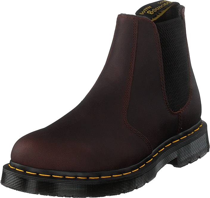 Dr Martens 2976 Cocoa, Kengät, Bootsit, Chelsea boots, Musta, Miehet, 47