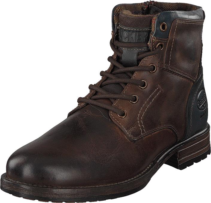 Dockers by Gerli 180386 Dark Brown, Kengät, Bootsit, Kengät, Ruskea, Miehet, 46