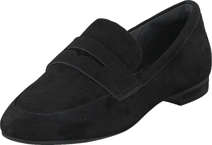 Rockport Tm Tavia Penny L Black, Kengät, Matalapohjaiset kengät, Juhlakengät, Musta, Naiset, 39