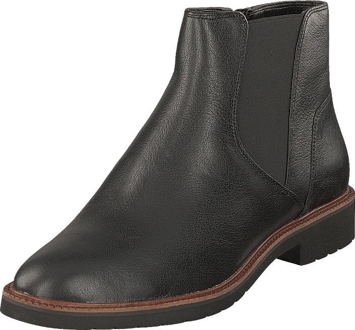 Rockport Tm Abelle Plain Boot Black, Kengät, Bootsit, Chelsea boots, Harmaa, Naiset, 36