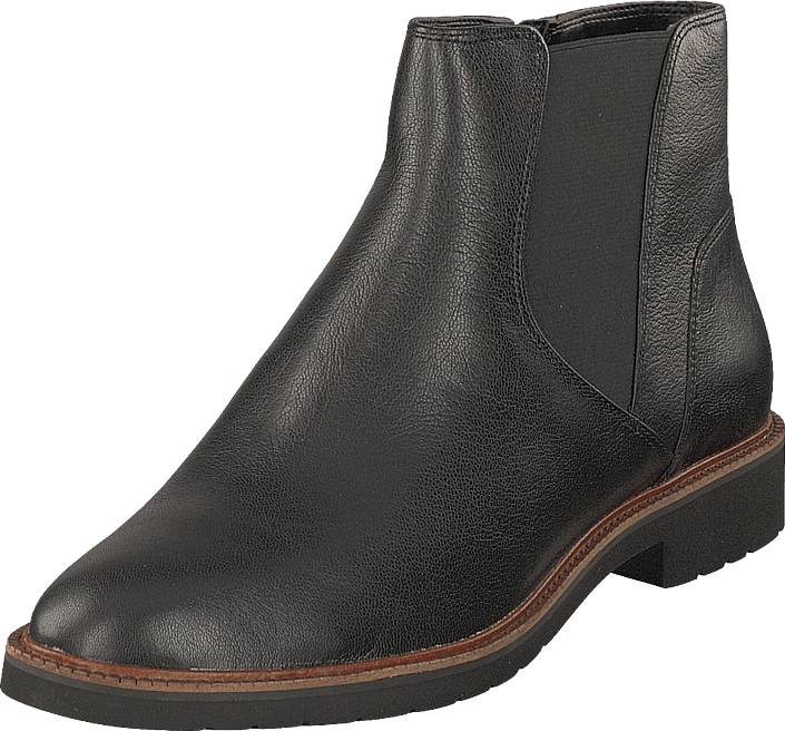 Rockport Tm Abelle Plain Boot Black, Kengät, Bootsit, Chelsea boots, Harmaa, Naiset, 37