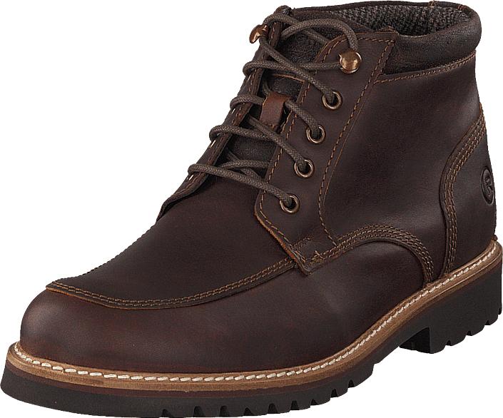 Rockport Marshall R Moc Toe Saddle Brown, Kengät, Bootsit, Kengät, Ruskea, Miehet, 43