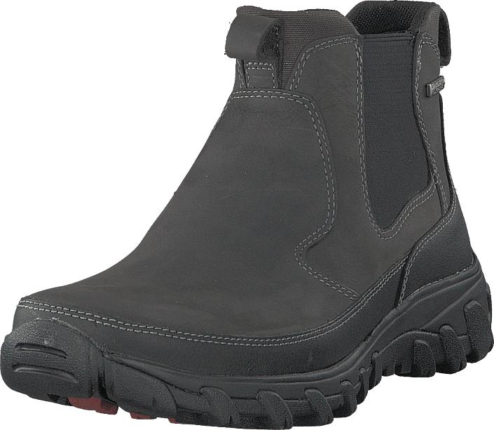 Rockport Csp Chelsea Dark Grey, Kengät, Bootsit, Chelsea boots, Harmaa, Miehet, 46
