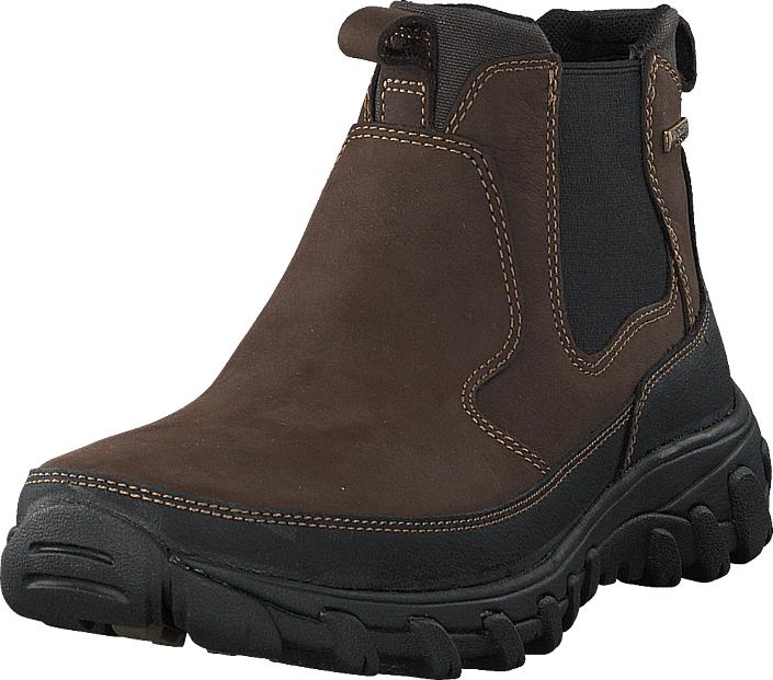 Rockport Csp Chelsea Dark Brown, Kengät, Bootsit, Vaelluskengät, Ruskea, Miehet, 46