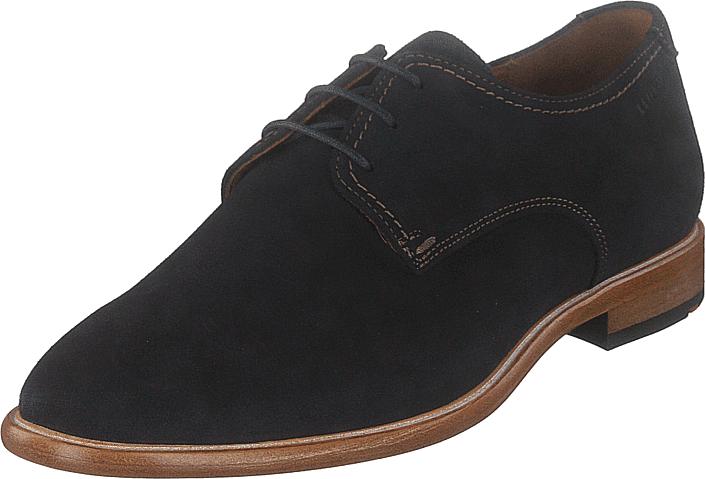 Lloyd Gama Ocean, Kengät, Matalapohjaiset kengät, Juhlakengät, Musta, Miehet, 44