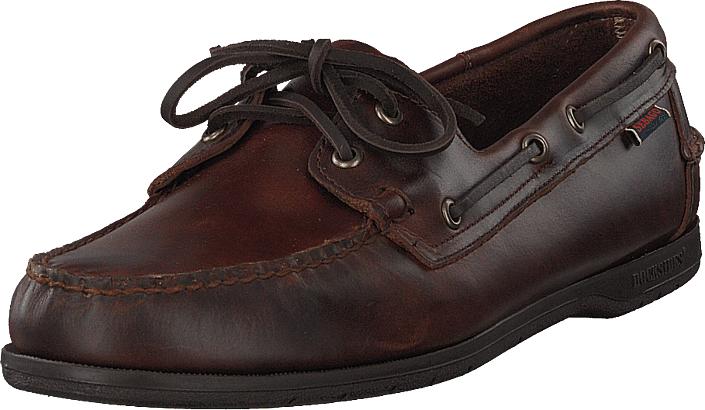 Sebago Endeavor Brown Oiled Waxy Lea, Kengät, , , , Miehet, 44