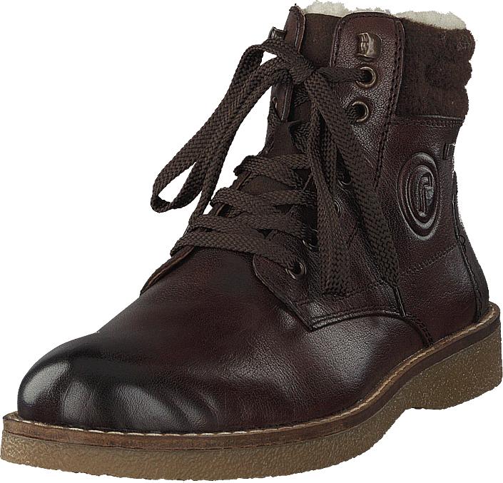 Rieker 30020-25 Havanna/kastanie, Kengät, Bootsit, Chukka boots, Ruskea, Miehet, 43