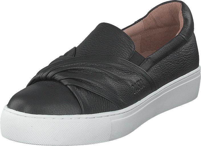 Dasia Starlily Toe Strap Black, Kengät, Matalapohjaiset kengät, Slip on, Harmaa, Naiset, 40