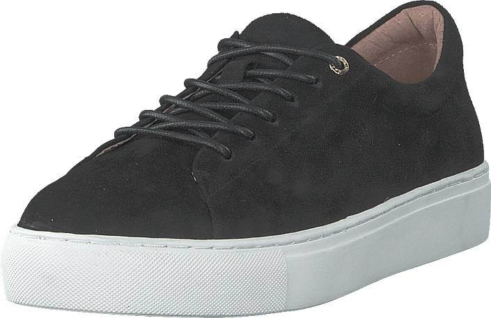 Dasia Starlily Lace Up Black, Kengät, Sneakerit ja urheilukengät, Varrettomat tennarit, Musta, Naiset, 37
