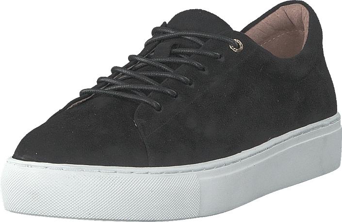 Dasia Starlily Lace Up Black, Kengät, Sneakerit ja urheilukengät, Varrettomat tennarit, Musta, Naiset, 35