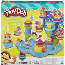 Play-Doh – Muovailuvahavuokaleivokset 1 set