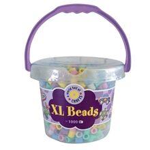 Micki XL Beads - helmisanko 950 - pastelli