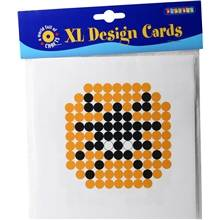 Micki XL Beads -kuviokortit