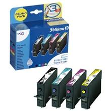 Pelikan - P22 - T1295 Multipack - PEL4106971