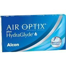Alcon Air Optix plus HydraGlyde 6p