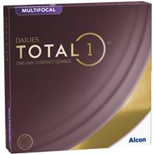 Image of Alcon DAILIES TOTAL1 Multifocal 90p