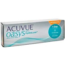 Image of Johnson & Johnson Acuvue Oasys 1-Day Hydraluxe for Astigmatism
