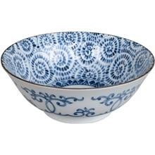 Image of Tokyo Design Studio Mixed Bowls Noodle Bowl 19.5 cm Octopus