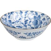 Image of Tokyo Design Studio Mixed Bowls Noodle Bowl 19.5 cm Bellflower