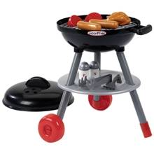 Dickie Toys Ecoiffier Barbeque Grilli Musta
