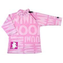 Swimpy UV-paita Muumi Vaaleanpunainen 98-104 CL