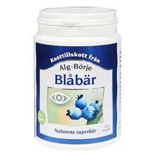 Alg-Börjes Blåbärspulver 125 gr