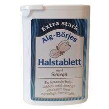 Alg-Börjes Halstablett 33 tablettia
