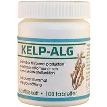 Lindroos Kelp-Alg 100 tablettia