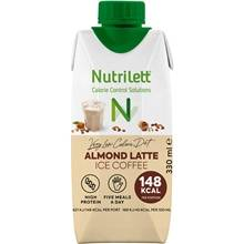 Nutrilett Get Started Ice Coffee Almond Latte 330 ml Ice Coffee