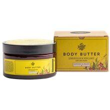 The Handmade Soap Company Body Butter Lemongrass & Bergamot 200 gr