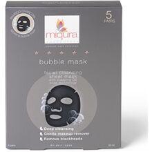 Miqura Bubbelmask 1 kpl/paketti