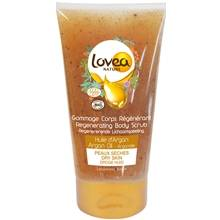 Lovea BIO Regenerating Body Scrub - Argan Oil Dry Skin 150 ml