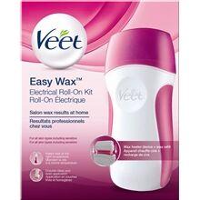 Veet Easy Wax - Electrical Roll On Kit 1 set