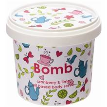 Bomb Cosmetics Body Scrub Cranberry & Lime 365 ml