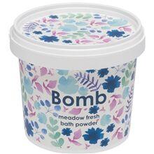 Bomb Cosmetics Bath Powder Meadow Fresh 365 ml