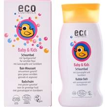 eco cosmetics eco baby bubble bath 200 ml