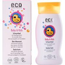 eco cosmetics eco baby bubble bath 200 ml