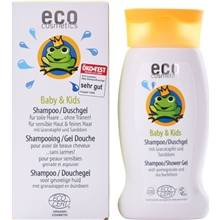 eco cosmetics eco baby shampo/shower gel 200 ml