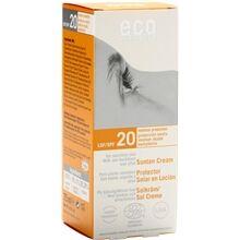 eco cosmetics solkräm spf20 75 ml
