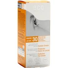 eco cosmetics solkräm spf30 75 ml