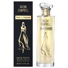 Naomi Campbell Prêt à Porter - Eau de toilette (Edt) Spray 50 ml