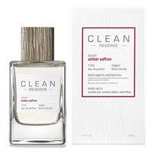 Clean Reserve Amber Saffron - Eau de Parfum (Edp) Spray 100 ml
